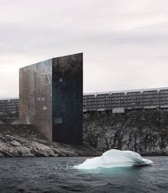 Heikkinen-Komonen Architects The National Gallery of Greenland Nuuk, Greenland