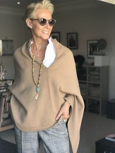 fb29b4598 NEW to our 060 Cashmere Poncho Collection; one of your favourite colours  the super soft. Catherine Robinson Cashmere