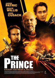 príncipe la venganza, película de acción, con mucho fuego cruzado, no sabrás el motivo.