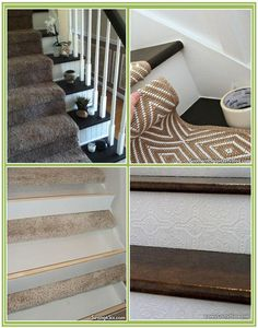 These bloggers have been stepping up their game for our month of Staircase Madness – 4 DIY projects by Southern Hospitality, Saving 4 Six, 11 Magnolia Lane & Lovely Crafty Home show you how to add fashion and function to every step.   Which is your favorite? Visit our Facebook page to vote!