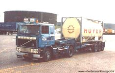 de Pee: VOLVOF12 DE PEE OP NSF Volvo Trucks, Cars And Motorcycles, Transportation, Legends, Container, Van, School, Autos, Pegasus