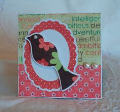 Handmade Greeting Cards All Occasion Blank by CardinalBoutique, $3.25