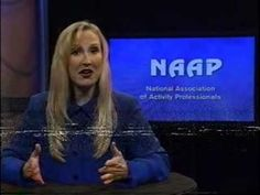 National Association of Activity Professionals (NAAP)