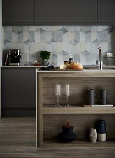 The 68 best Kitchen Tile Ideas images on Pinterest in 2018 | Tiles ...
