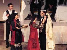 Αναπαράσταση Ζαγορίσιου γάμου από τον Πολιτιστικό Σύνδεσμο Ζαγορισίων Greece, Greece Country