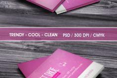 Trendy business card - Creative Fabrica