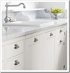 Vancouver Interior Design – White Kitchen Cabinets; Advice for my Sister | Maria Killam