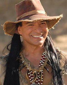 Gil Birmingham - Comanche