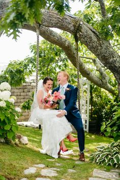 Fun-filled French's Point Wedding Midcoast Maine | Mikhail Glabets Lifestyle Photography