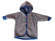 Babyjacke Wollfleece Gr 68