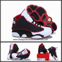 promo code 56d85 1d887 If you wear male Womens Air Jordan 13 (XIII) Retro Pink Black White , it  could possibly offer you with good luck.The Womens Air Jordan 13 seems more  ...