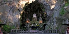 The National Sanctuary of Our Sorrowful Mother, The Grotto | Portland, Oregon | The Grotto is a internationally-renowned Catholic shrine and botanical garden located minutes from downtown Portland, serving over 300,000 visitors annually. | Page Array