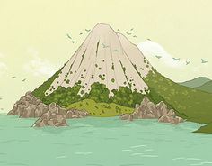 """Check out new work on my @Behance portfolio: """"Noble's Isle"""" http://on.be.net/1JsvlBW"""