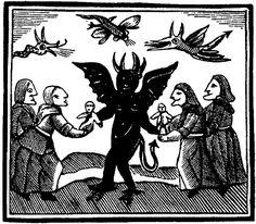 Manual para la caza de brujas (malleus maleficarum)