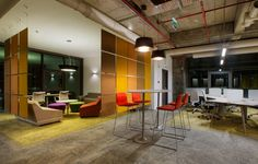 The End of the Cubicle: forward-thinking office furniture from Nurus