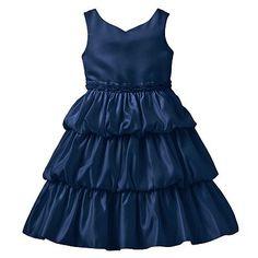 Princess Faith Tiered Dress - Girls