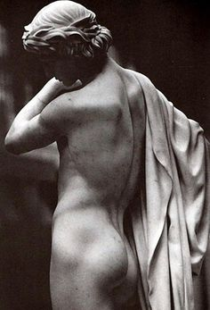 Beautiful! And naughty! #Narcissus by Paul Dubois (1866).