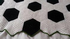 Ravelry: brysue's nat's soccer blanket - i's not soccer it's football!!! :p