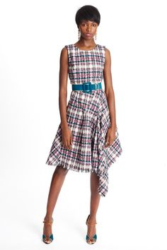 Oscar de la Renta | Pre-Fall 2014 Collection | Style.com #squares