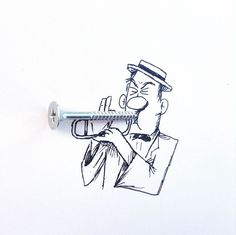 Сыграй саксафонист