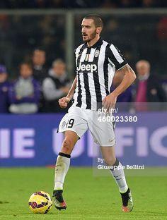 Leonardo Bonucci of Juventus FC in action during...