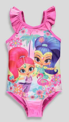 198409f380d47 Matalan Swimming Costume, Toddler Outfits, Girl Outfits, One Piece Swimsuit,  Matalan,