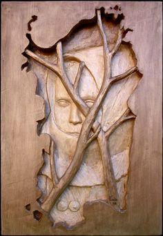 Scultura in legno: Sardegna (2006)