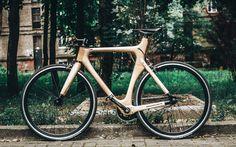single woodbikes