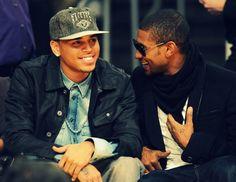 Chris Brown & Usher