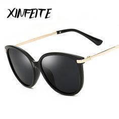 2ee0c4fba9734 XINFEITE 2017 Brand Design Men   Women Polarized Sunglasses Male Driving Eyewear  Shadow Retro Luxury Sun