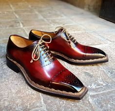 Suit Shoes, Mens Shoes Boots, Leather Dress Shoes, Shoe Boots, Men's Shoes, Handmade Leather Shoes, Leather Men, Alligator Boots, Exclusive Shoes