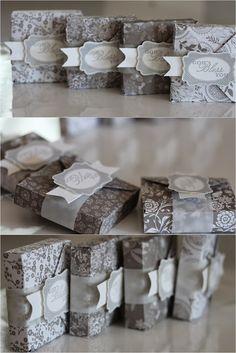 Box, Envelop Punch Borad, Minischachtel, Mitbringsel, Gift