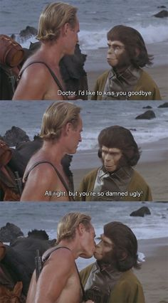 Planet of the Apes quotes - Bing Images