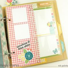 enter description here Hip Hop Hooray, Simple Stories, Exciting News, Album, Cards, Scrapbooking, Diy, Do It Yourself, Bricolage