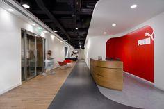 Puma Offices by M Moser Associates, London – UK » Retail Design Blog