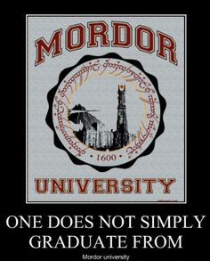 1000+ images about One does not simply walk into mordor on ...
