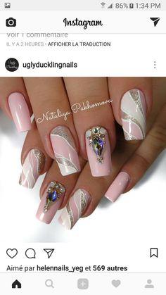 Nail Designs, Nails, Finger Nails, Nail Art, Ongles, Nail Desings, Nail, Nail Design, Nail Organization