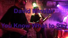 Strongly inspired by his brother-in-law 🅲🅰🅻🆅🅸🅽 🆁🆄🆂🆂🅴🅻🅻, David Minster makes the most of it and offers us Rock and Blues to the rhythms of the American Far We. Say What, Blues, David, Sayings, Concert, Lyrics, Word Of Wisdom, Concerts, Quotes