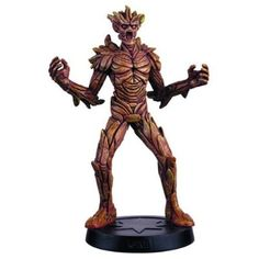 Marvel Fact Files Cosmic Special #5 Groot Figure with Collector Magazine