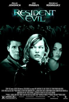 I love this series of movies. I love Alice she gets more and more badass!