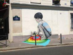 Parigi - Rue De Julienne #streetart www.viviparigi.it