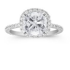 i love the squared rings what can i say?? this is so elegant!
