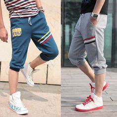 http://www.chaarly.com/trousers-jeans/69312-casual-cropped-trousers-7-length-sport-pants-slacks-with-drawstring-for-man-male.html