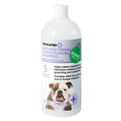 GNC Pets Medicated Anti-Bacterial and Anti-Fungal Shampoo | Shampoo & Conditioner | PetSmart