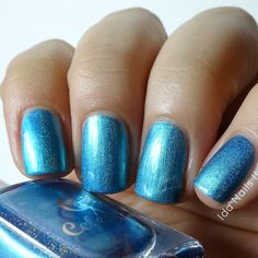 Glam Polish It's Only A Dream Alice (Partial) Collection Swatch, Alice, Nail Polish, Cosmetics, Celestial, Indie, Nails, Beauty, Collection