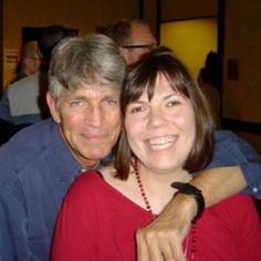 Eric Roberts at the Doctor Who convention. He called me doll. Eric is a really nice guy.