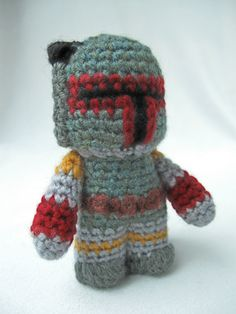 free crochet amigurumis star wars - Google Search