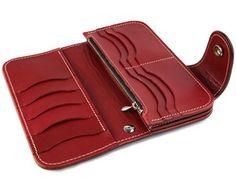 kc-s | Rakuten Global Market: Wallet mens Womens long purses leather leather KC, s ケイシイズ: riders wallet Bronx