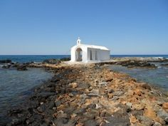 Georgiopouli, Crete, a walk on the rocky side