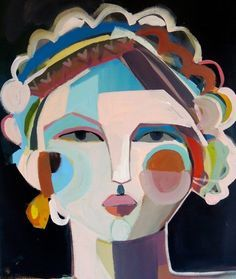 Hayley Mitchell Art Instagram Google Search Art Faces Face Art Canvas Paper